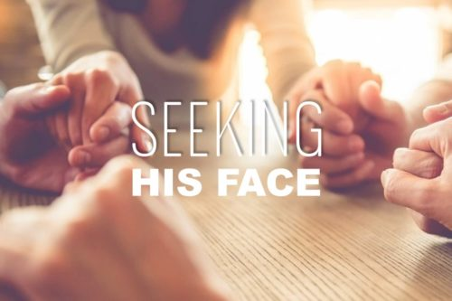 Seek His Face