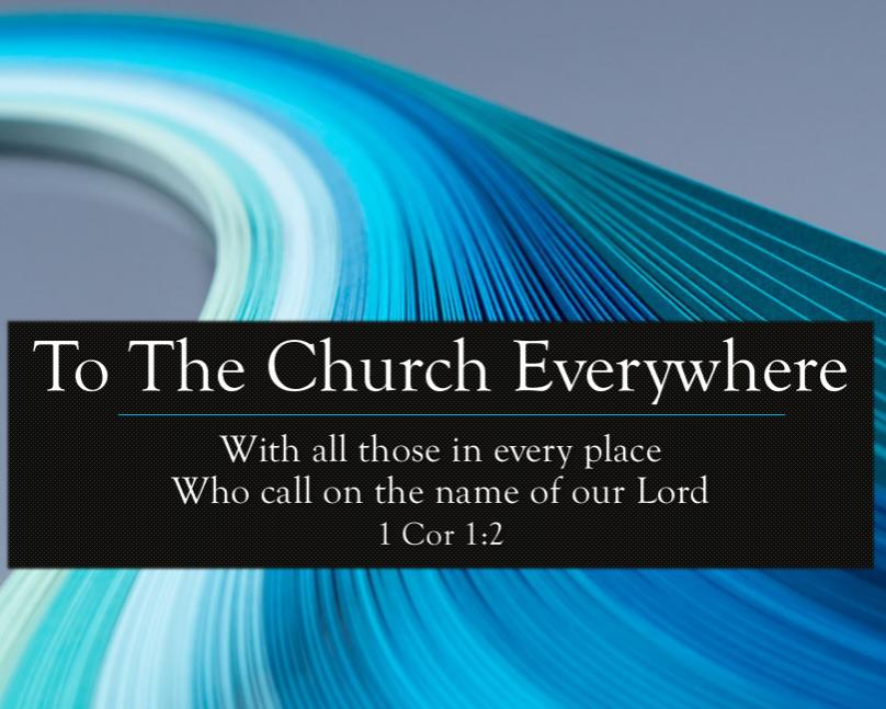 The Church Everywhere